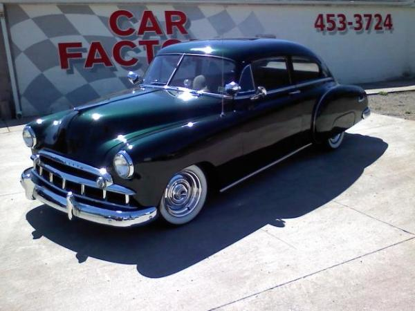 1949 Chevrolet Fleetline - Pre-Owned Vehicles For Sale - Car